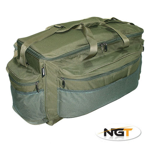 NGT BOLSO XL GREEN CARRYALL