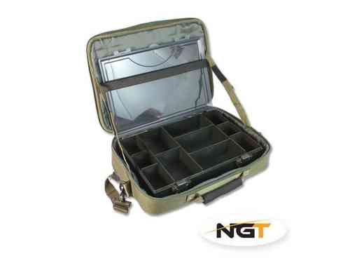 NGT BOX CASE TACKLE BAG