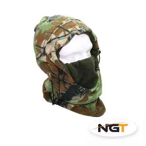 NGT CAMO SNOOD GORRO POLAR