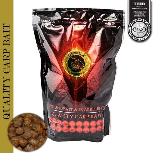 CARPING CLUB PELLET SWEET 5MM 1KG