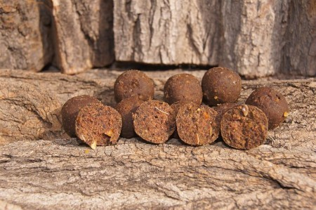 DRAGON BAITS BOILIES DARK FORCE 20MM 2.5KG