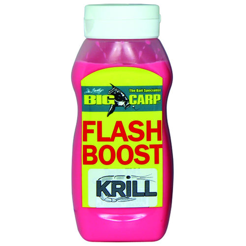 BIG CARP FLASH BOOST KRILL 175ML