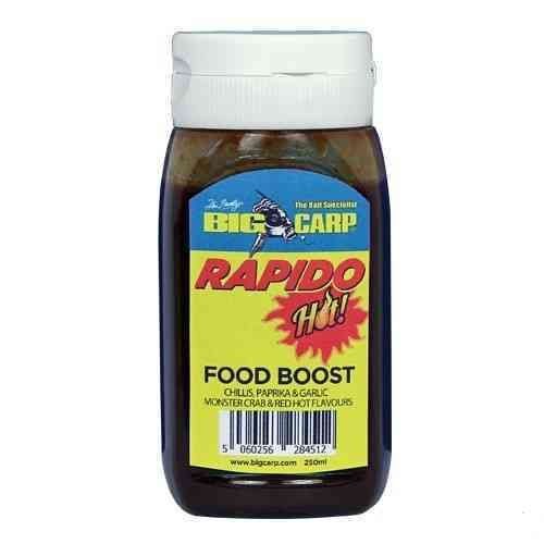 BIG CARP FOOD BOOST RAPID HOT 250ML