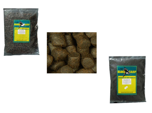 BIG CARP PELLETS HI-BETAINE 10MM 2KG