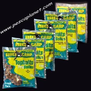BIG CARP BOILIES TM1 16MM 750GR