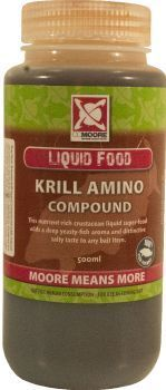 CCMORE LIQUID FOOD KRILL AMINO COMPOUND 500ML