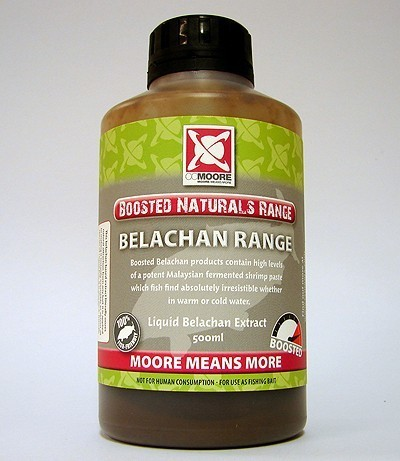 CCMORE BOOSTED NATURAL RANGE BELANCHAN RANGE 500ML