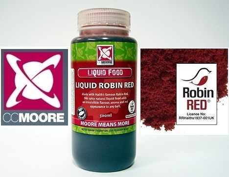 CCMORE LIQUID FOOD ROBIN RED 500ML