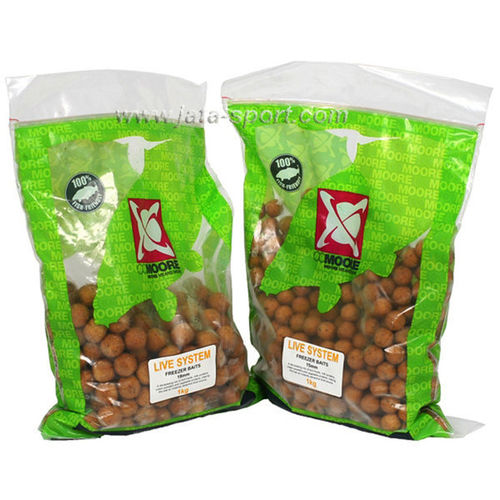 CCMORE BOILIES LIVE SYSTEM 18MM 1KG