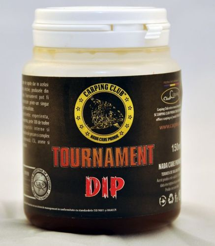 CARPING CLUB DIP-SHOT TOURNAMENT 250ML