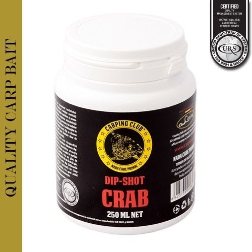CARPING CLUB DIP-SHOT CRAB 250ML