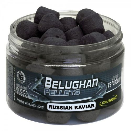 FUN FISHING PELLETS BELUCHAN RUSSIAN KAVIAR 16MM 300GR