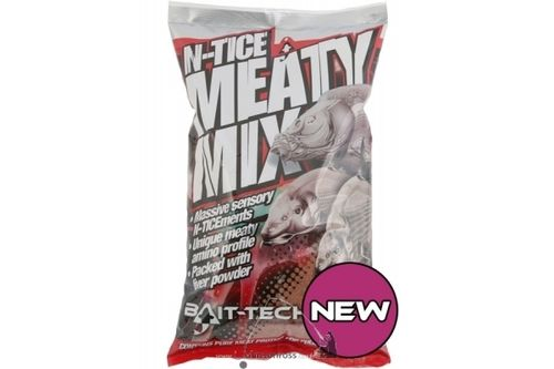 BAIT-TECH N-TICE MEATY MIX 2KG