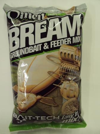 BAIT-TECH BREAM GROUND BAIT & FEEDER MIX 2KG