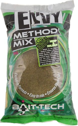 BAIT-TECH METHOD MIX ENVY HEMP&HALIBUT 2KG