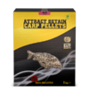 SBS ATTRACT BETAIN CARP PELLETS SQUID&OCTOPUS STRAWBERRY JAM 6MM 1KG
