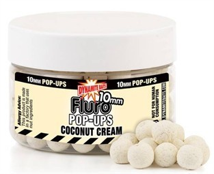 DYNAMITE FLUO PO-UP COCONUT CREAM 10MM 54GR