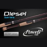 POWELL DIESEL 6103M EX-FAST 6'10'' ACTION 6-12LB (SPINNING)