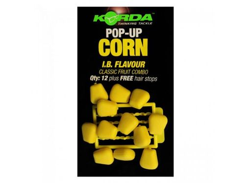 KORDA POP-UP CORN I.B. FLAVOUR CLASSIC FRUIT COMBO QTY12