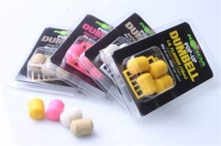 KORDA POP-UP DUMBELL FISHY FISH 12MM QTY8
