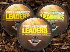 KORDA SUBLINE TAPERED LEADERS BROWN 0.33-0.50 12TO50LB 5*12MT