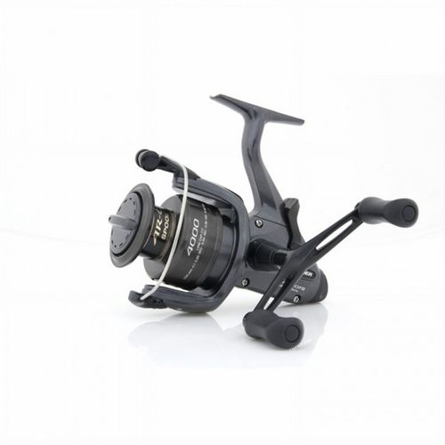 SHIMANO BAITRUNNER DL 4000FB 4.8:1 GEAR RATIO 0.25MM-260MT 0.30MM-180MT 0.35MM-130MT 0.40MM-100MT