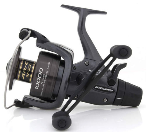 SHIMANO BAITRUNNER DL 10000RB 4.6.1 GEAR RATIO 0.30MM-500MT 0.35MM-350MT 0.40MM-250MT