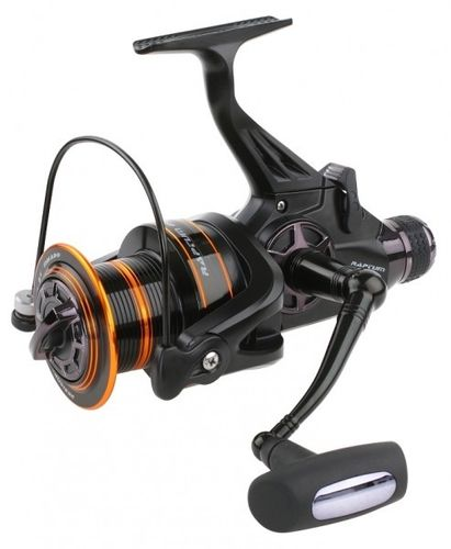 MIKADO RAPTUM 8007 BAITRUNNER 4.1:1 GEAR RATIO 0.40MM-440MT 0.50MM-205MT 0.60MM-197MT