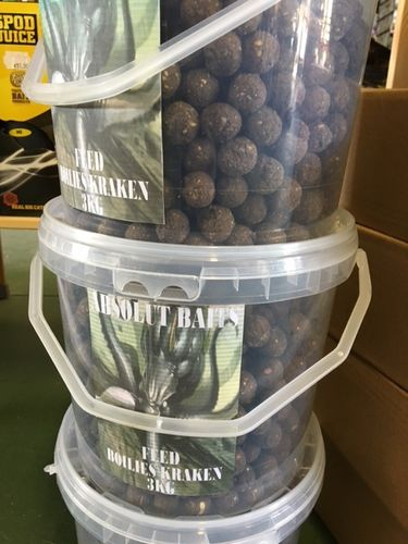 AB FEED BOILIES KRAKEN 18MM 3KG
