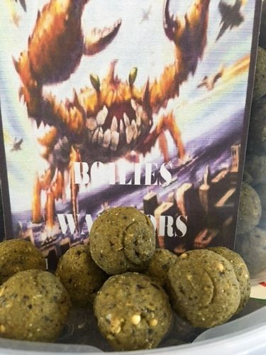 AB BOILIES WARRIORS 18MM 750GR
