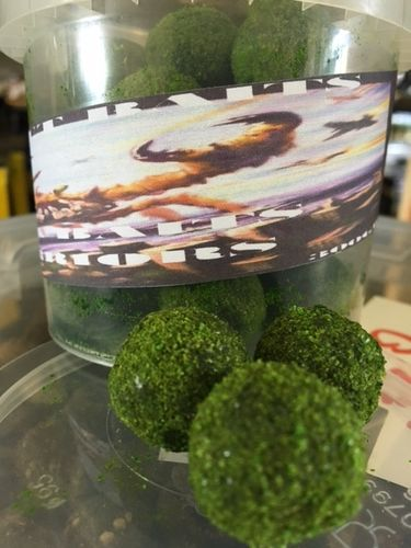 AB HOOK BOILIES WARRIORS 18MM 300GR