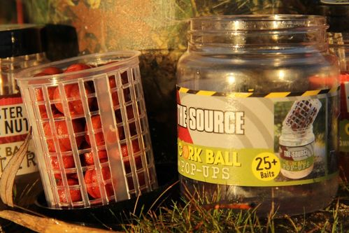 DYNAMITE CORK BALL THE SOURCE BOOSTER LIQUID QTY25