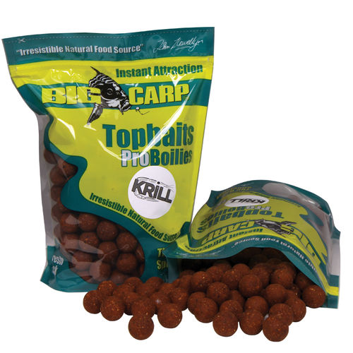 BIG CARP BOILIES KRILL 14MM 1KG