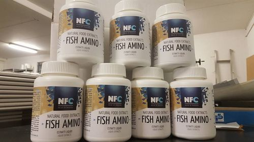 NFC EXTRACTO FISH AMINO BOTE 800GR