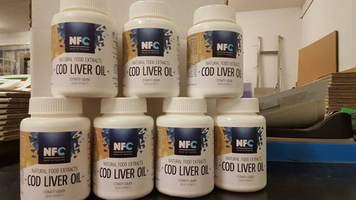 NFC EXTRACTO COD LIVER OIL BOTE 800GR