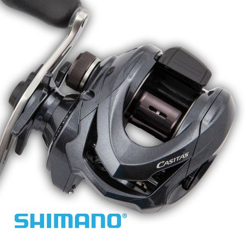 SHIMANO CASITAS 151 GEAR RATIO 6.3:1