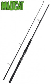 MADCAT CAÑA CATFISH ALLROUND 2.85MT 150-300GR 2SECTIONS