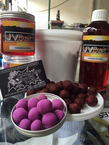 JVBAITS POP-UP CANGREJO-KRILL