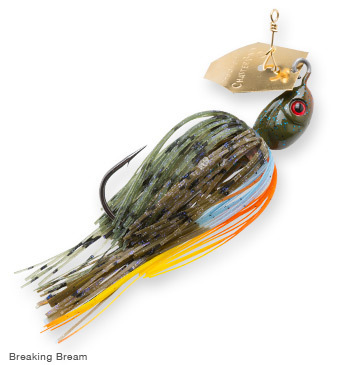 ZMAN CHATTERBAIT PROJECT CB 1/2OZ BREAKING BREAM