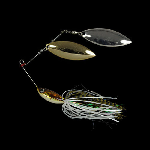 SPINNERBAIT STANGUN 3/8OZ DW #11 BASS
