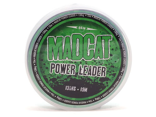 MADCAT POWER LEADER 130KG 15MT