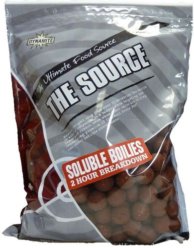 DYNAMITE SOLUBLE BOILIES THE SOURCE 18MM 1KG