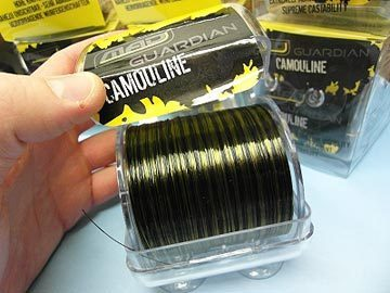MAD GUARDIAN CAMOULINE 0.30MM 15LB 1000MT