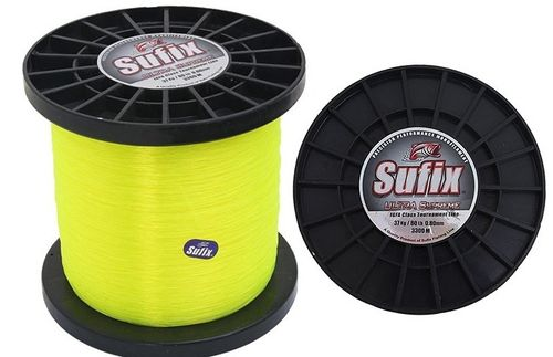 SUFIX ULTRA SUPREME JAPANESE MONOFILAMENT YELLOW 0.30MM 6KG 5880MT