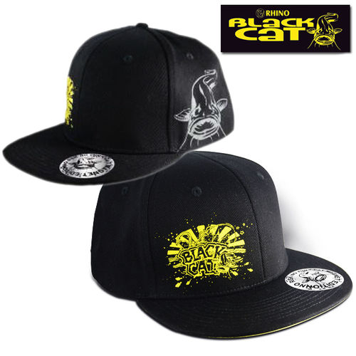 BLACKCAT GORRA RAP
