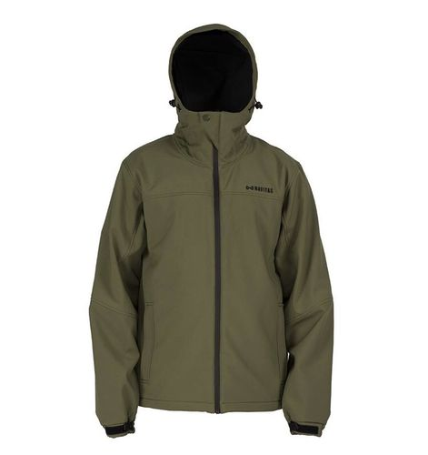 NAVITAS CHAQUETA WATERPROOF CORTAVIENTO TRASPIRABLE COLOR VERDE TALLA XL