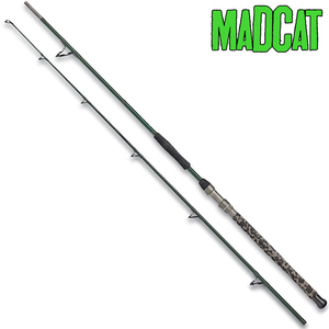 MADCAT GREEN DELUXE 3.20MT 2 SECTIONS 150-300GR