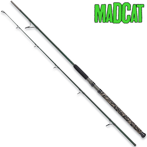 MADCAT SPIN GREEN 3MT 2 SECTIONS 40-150GR