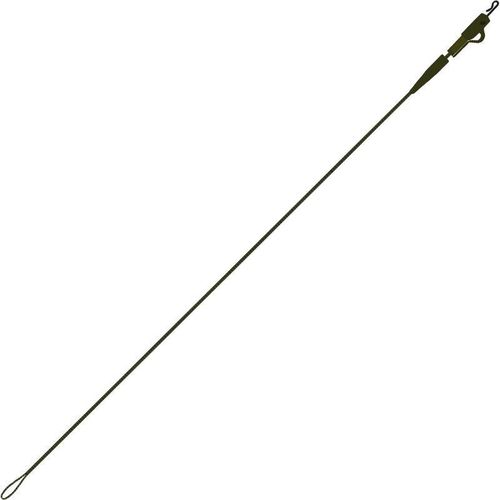 CARPSPIRIT SPLICED LEADCORE LEADERS 45LB LEAD CLIP PLASTICO WEED GREEN 3PCS DE 90CM