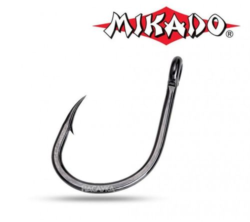 MIKADO CAT TERRITORY FORGED FORCE N. 4/0 QTY 3UND